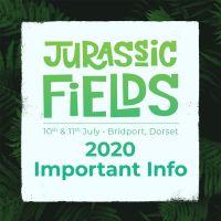 Jurassic Fields Info