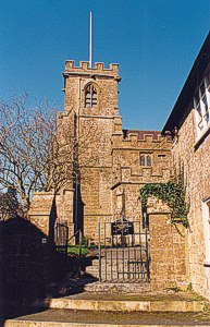 Broadwindsor Church