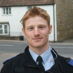 Community Police Officer, Alex Bishop