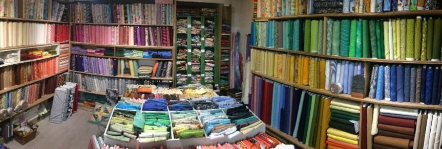 Beccas's Fabric Larder