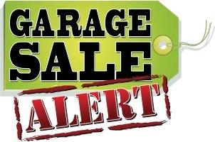 Flash Garage Sale – Sunday, 26th at 10.30am