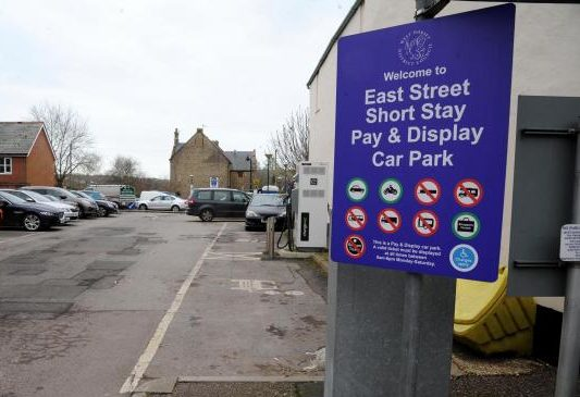 Petition Against Extended Car Park Charges