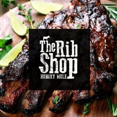 Pre-Order From The Hungry Mule Rib Shop For Friday