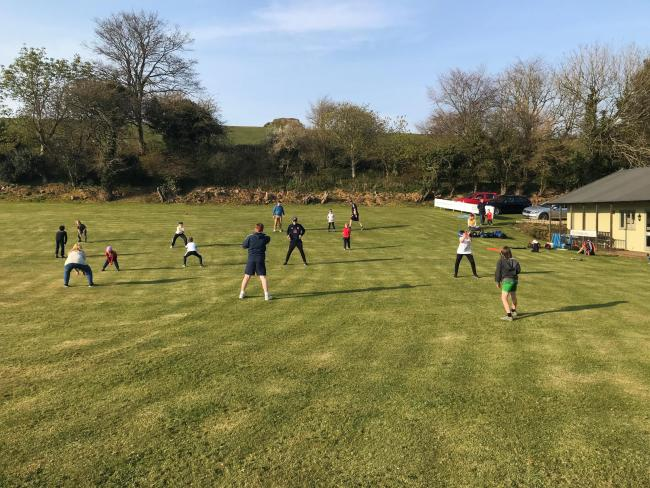Young Cricketers Sought