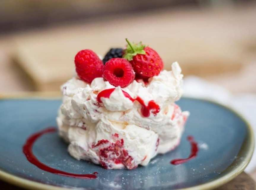 Half Price Puddings At The Stableyard Restaurant This Sunday