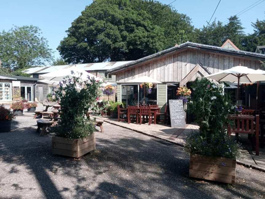 Stableyard Restaurant Now Open