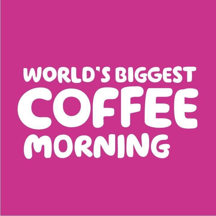 Macmillan Coffee Morning – Saturday, 2nd October