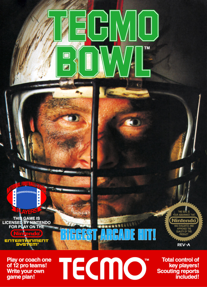 The 17 Greatest Tecmo Bowl Players Of All Time Ranked Brobible