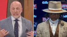Finally Someone Rebukes Cam Newton for Flashy Attire: Former NFL Quarterback Jeff Garcia Criticizes Cam Newton for Flashy Attire Amid Playing Struggles