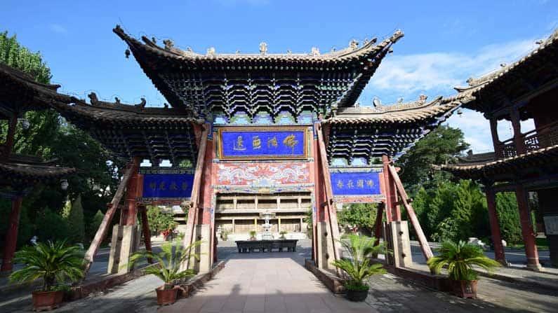 Zhangye Dafo Temple