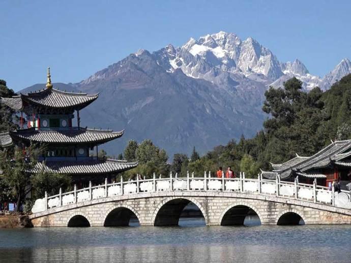 Lijiang Jade Dragon Snow Mountain