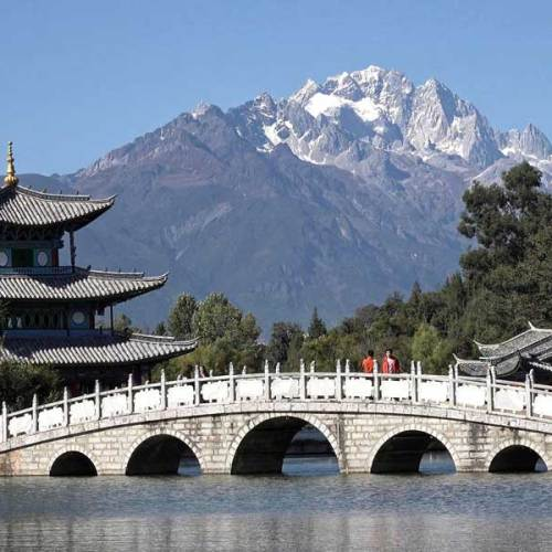 Lijiang Jade Dragon Snow Mountain