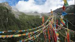 Prayer flags bring blessings