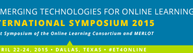 #ET4Online Reflections: The Shifting Nature of Conferences in the Connected Age