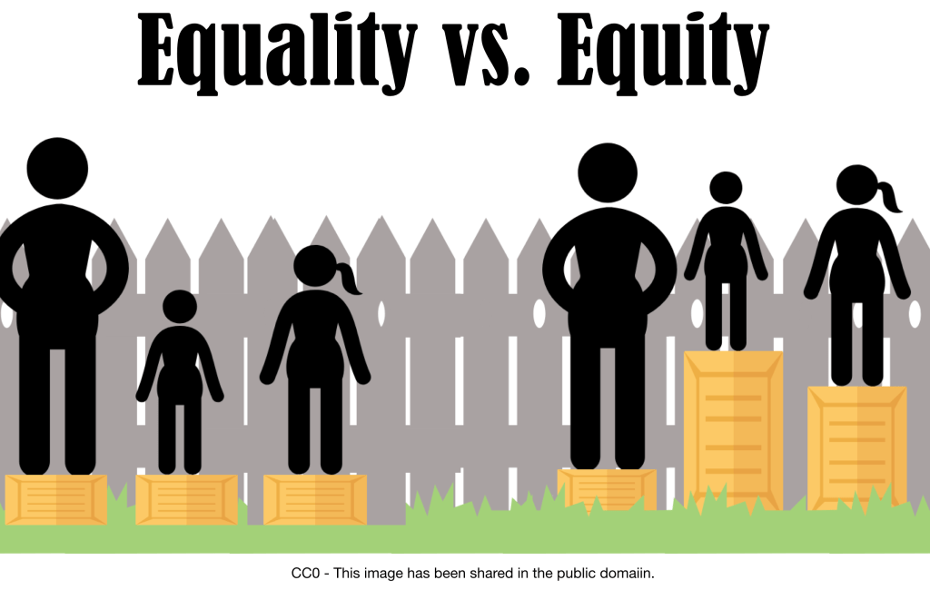Equity and Inclusive Teaching