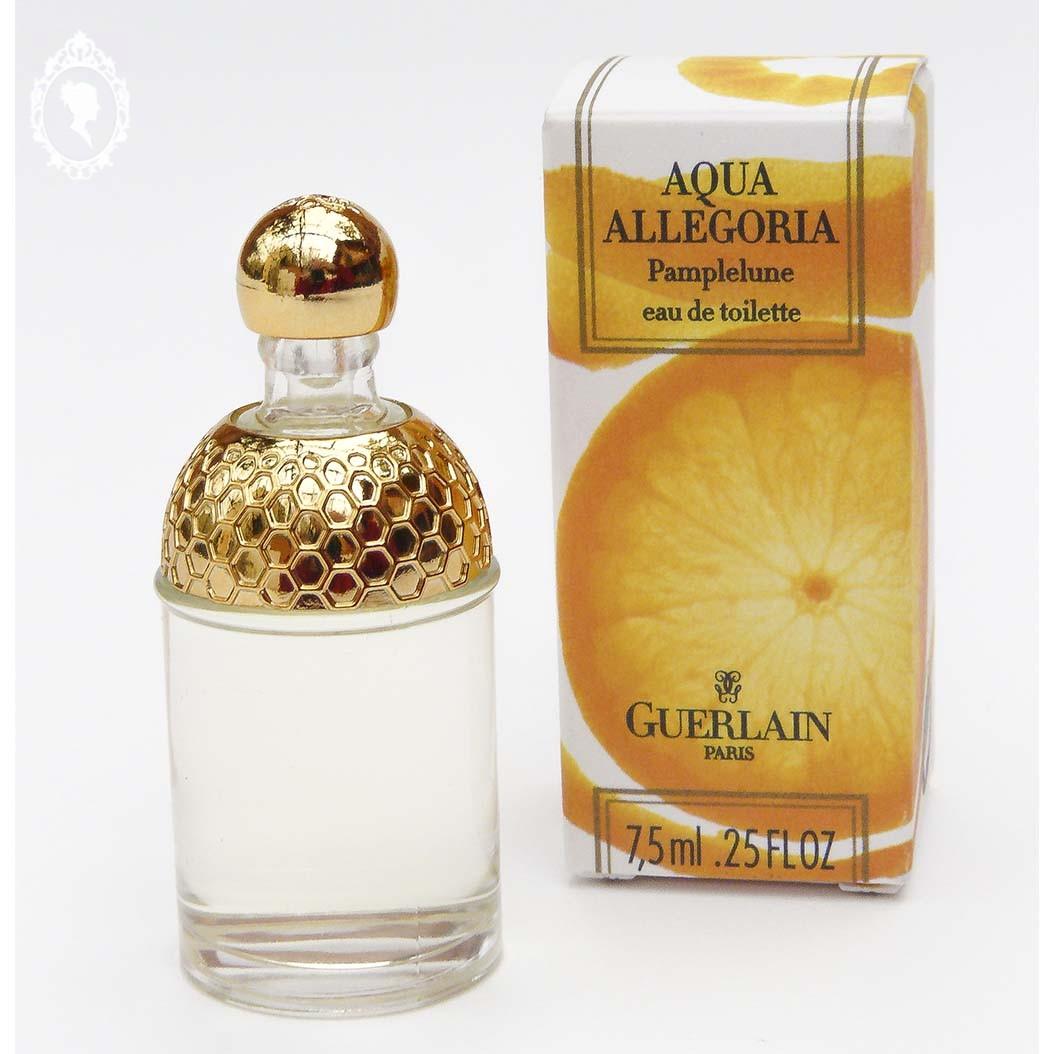 Neuf Allégoria De Guerlain Edt Ml Aqua ⋆ 5 Brocante Miniature 7 Parfum Pamplelune Chic HI2E9DWY