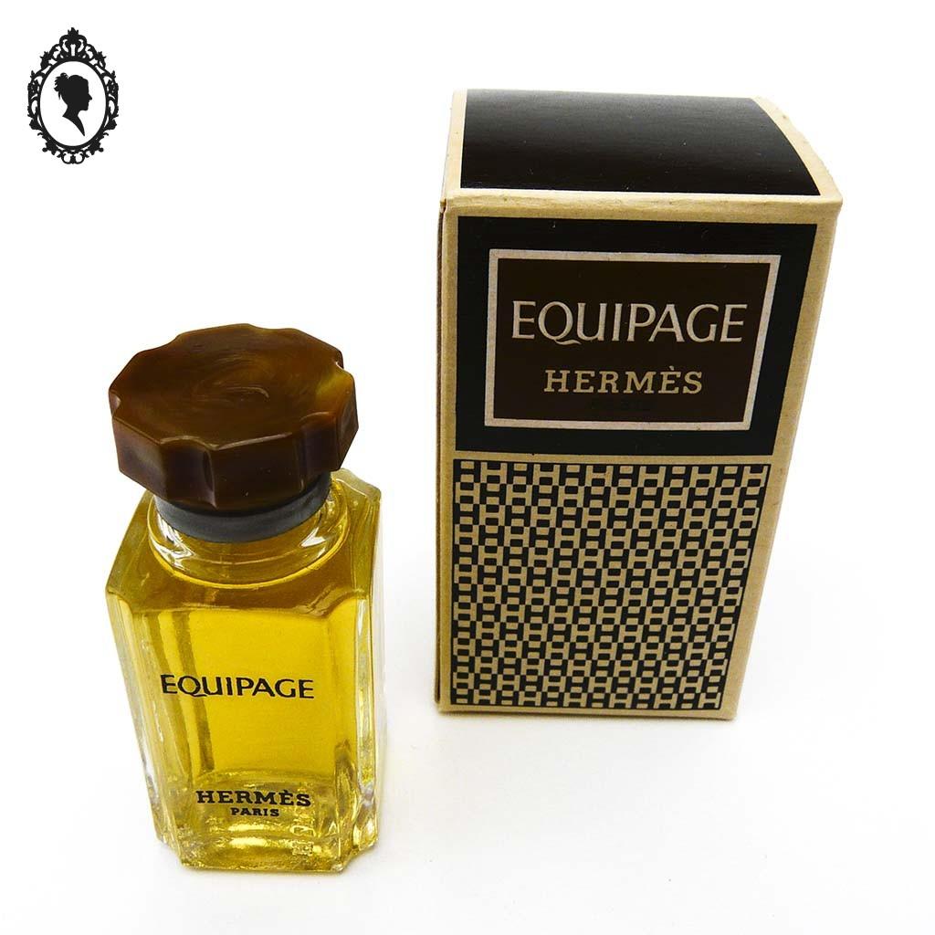 Équipage Ancienne Eau Hermès Rare Et Toilette Parfum De Miniature mwN08n
