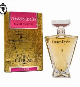 1 Miniature de parfum champs - Elysées de Guerlain Eau de toilette 5 ml Paris