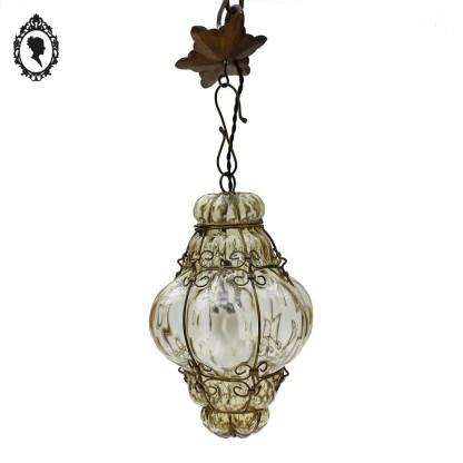 Lustre, plafonnier, pendentif, lustre pendentif, lustre boule, lustre Murano, Murano, luminaire Murano, lustre verre, lustre vintage, lustre lanterne, lanterne, lustre pour plafond, abat jour verre, abat jour boule, luminaire, luminaire vintage, luminaire ancien, luminaire fer, lustre fer, lustre verre, vintage industriel, décoration vintage, décoration italienne, décoration orientale, luminaire italien, luminaire oriental, luminaire rétro, luminaire boule, suspension boule, suspension verre, lampe de plafond, luminaire entrée, luminaire couloir, lustre ancien, lustre cage, lustre vénitien, lustre italien, lustre oriental, lustre Venise, luminaire Venise, lustre verre soufflé, luminaire verre soufflé, lanterne vénitienne, lustre ambré, luminaire ambré, lanterne de Venise, verre ambré, cage en verre,