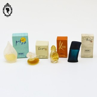 Miniature de parfum, miniature de parfum femme homme, miniature, parfum, petit parfum, parfum français, parfum France, parfum Paris, Kenzo, parfum d'été, miniature parfum d'été, Kashaya, miniature Kashaya, miniature Kenzo, lot miniatures Kenzo, miniature neuve, collection parfum, parfumerie, objet de parfumerie, parfum luxe, luxe, parfum femme, miniature rare, miniature collection, miniature de parfum, miniature à collectionner, lot miniature de parfum, lot miniature, lot miniature,