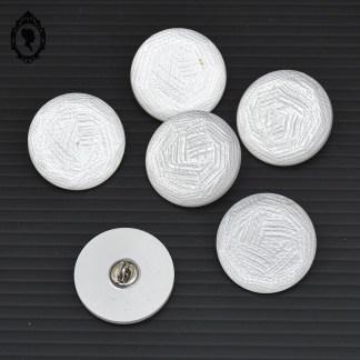 Lot boutons, 6 boutons, bouton vintage, bouton ancien, lot bouton vintage, bouton rond, bouton blanc, bouton vintage rond, boutons 2 cm, bouton 20 mm, bouton blanc 2 cm, bouton blanc vintage, bouton vintage 2 cm, 6 boutons beige, boutons blanc plastique, lot boutons blancs, bouton blanc à relief,