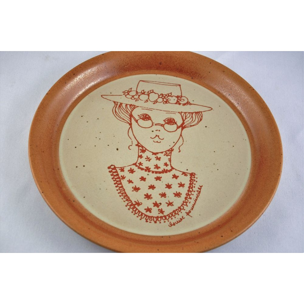 assiette decorative poterie sial murale