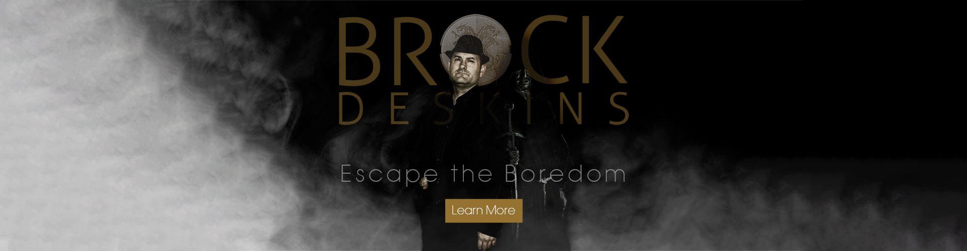 Brock Deskins Sorcerer's Path