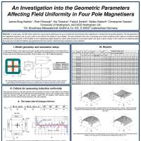 An-Investigation-into-the-Geometric-Parameters-affecting-Field-Uniformity-in-Four-Pole-Magnetisers