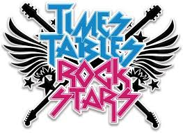 Link to Times Table Rockstars