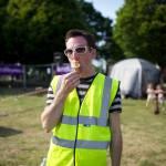 Volunteer at Brockley Max 2014