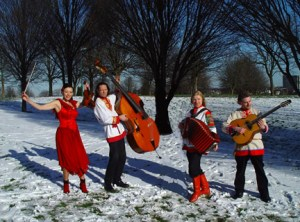 Mazaika Russian folk band