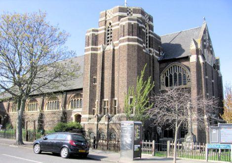 Saint Hilda's Church