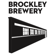 Brockley Brewery - Black logo