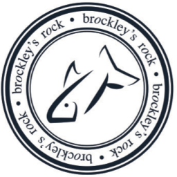 Brockley's Rock - logo