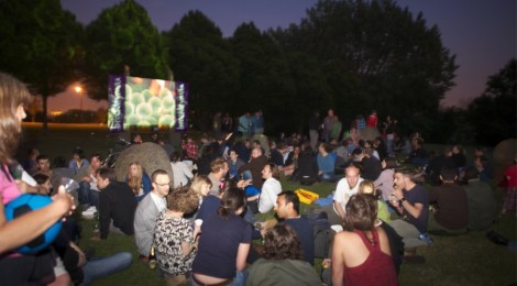 Brockleywood Nights - open air film night