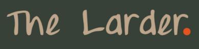 The Larder - logo