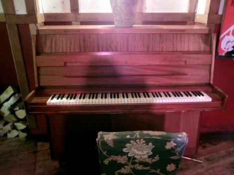 The Fox & Firkin - Piano