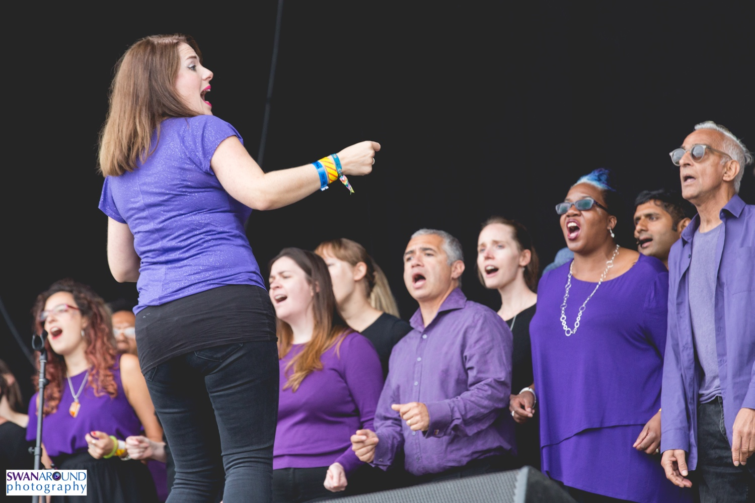 London Soul Choirs On Blackheath 2017
