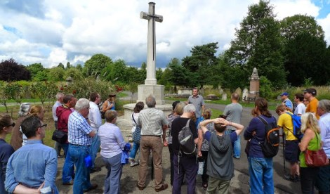 Guided Tour of Brockley and Ladywell Cemeteries