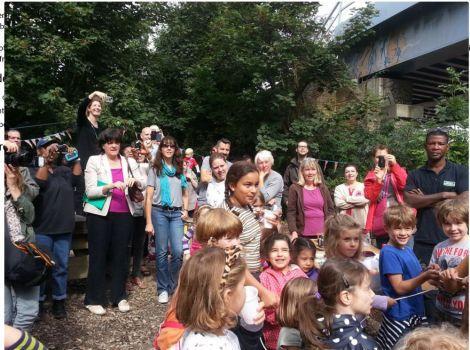 Frendsbury outdoor community classroom
