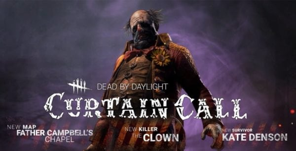 Dead By Daylight Gets New DLC - Curtain Call - Brockstar Gaming