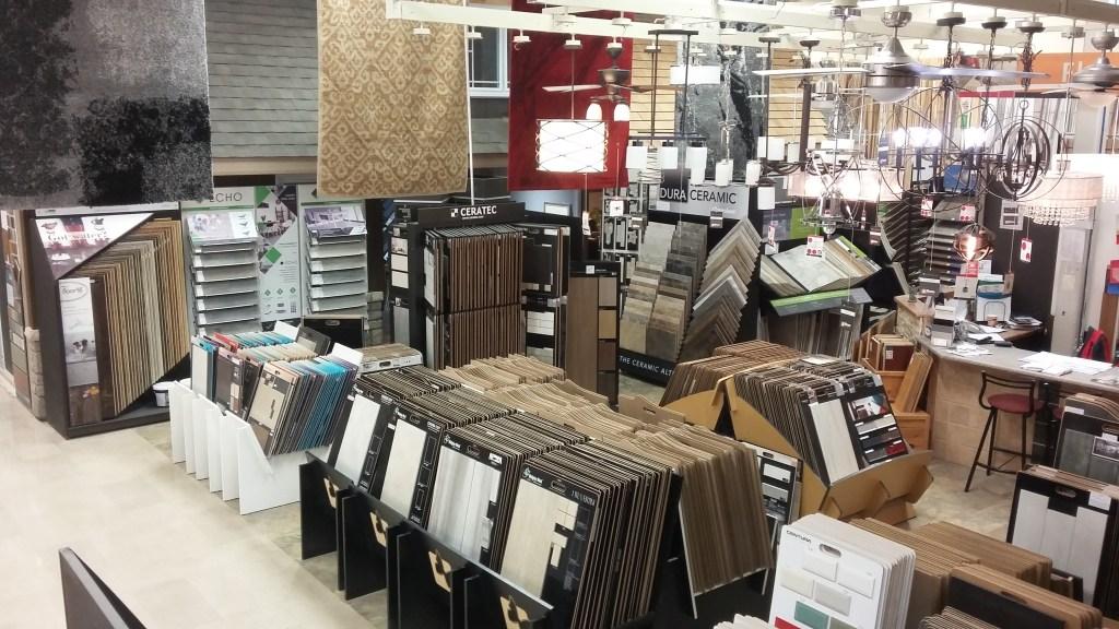 Flooring Department