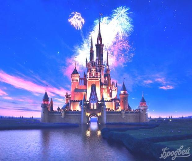 Сказочные планы студии Disney