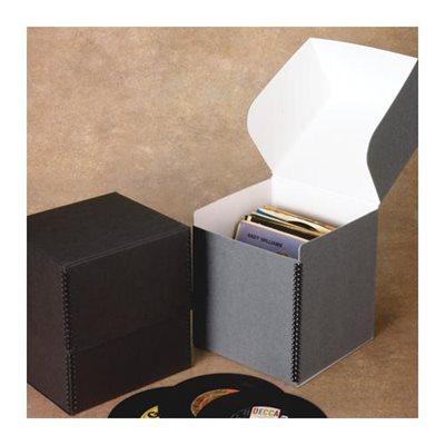 boite de rangement pour vinyles