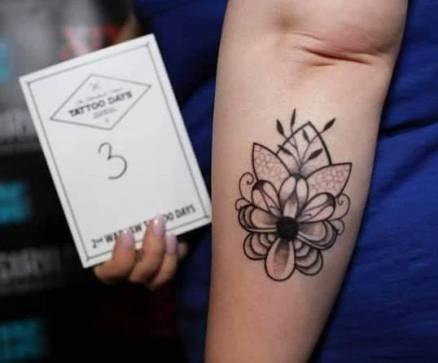 monika michniewicz tatuaz