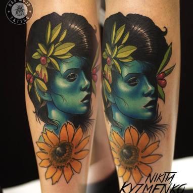 kuzmenko tattoo