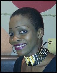 Portrait de Gnigniane Coly créatrice sénégalaise