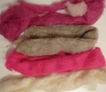 laine à feutrer