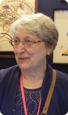 Jacqueline Poirier portrait