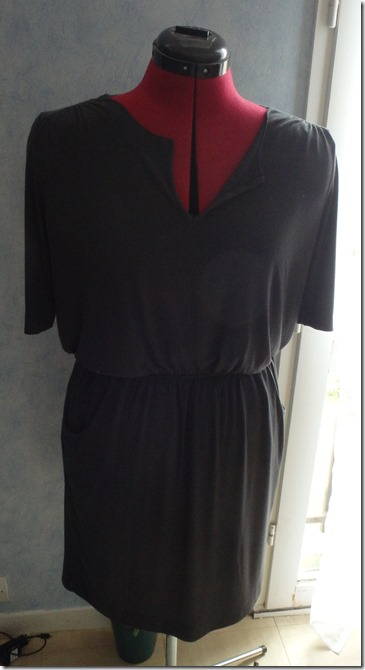robe avant customisation